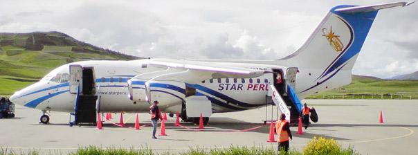 El interior del Perú también quiere volar
