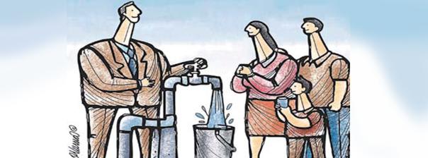Servicios de agua y saneamiento y competitividad de las empresas
