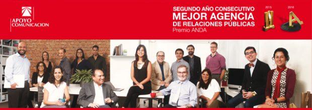 Publicación de APOYO Comunicaciónen en la Revista ANDA
