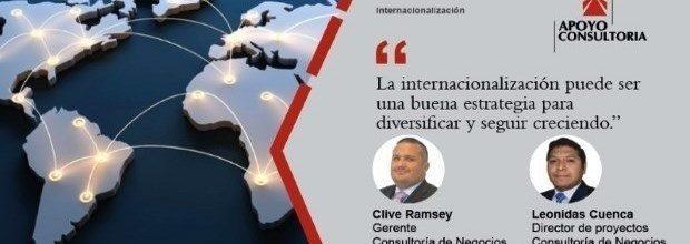 ¿Es un buen momento para que la empresa peruana busque internacionalizarse?